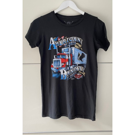 THE AMERICAN BY BIRTH BANDIT BY CHOICE TEE