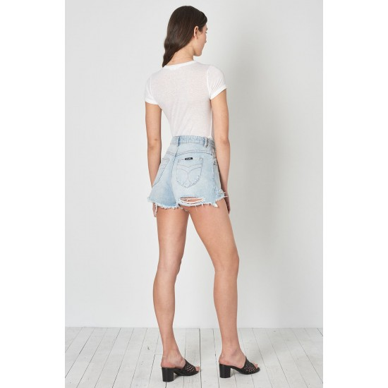 THE LAYLA BLEACH DUSTERS SHORT