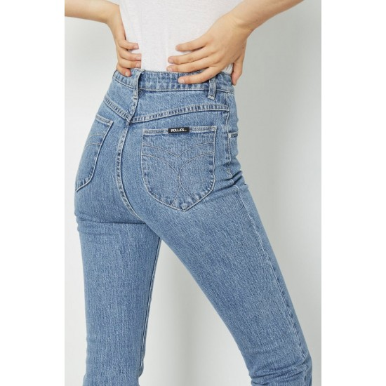 BONDI BLUE EASTCOAST ANKLE JEANS