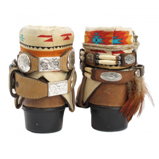 34 THE NATIVE COYOTE JUNKIE BOOTS