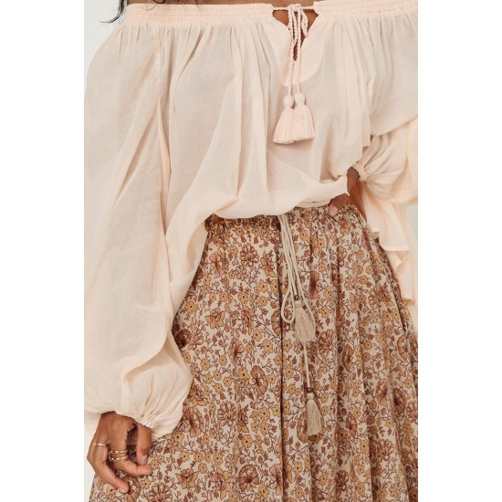 THE SPICE SUNDOWN SKIRT